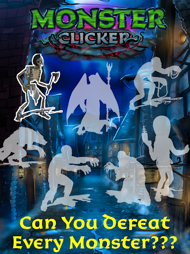 Monster Clicker: Idle Adventure | Halloween Games 4.6.504 screenshots 1