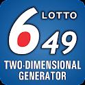 Lotto Winner for Canada 649 icon