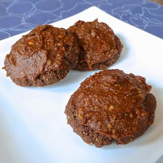 Paleo Chocolate Hazelnut Fudge Cookies (Paleo, GAPS, Dessert).