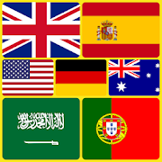 Guess Flags of Countries : Quiz
