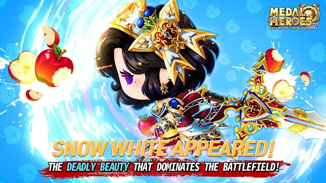 Game Medal Heroes : Return Of The Summoners V2.6.3 MOD   One Hit   God Mode