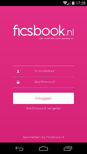 FicsBook screenshot 2