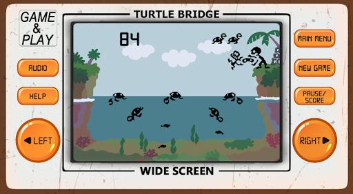 Code Triche Turtle 80s Arcade Games apk mod screenshots 3
