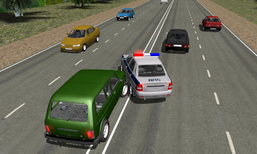 Traffic Cop Simulator 3D 16.1.3 screenshots 2