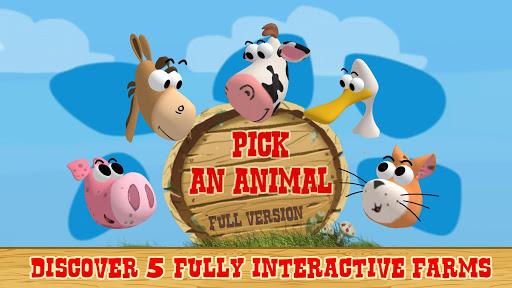 Old MacDonald Had a Farm Nursery Rhyme android2mod screenshots 7