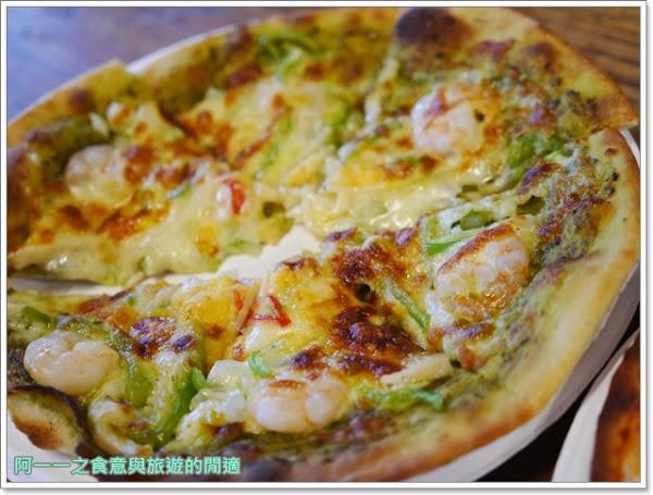 POOZ新蘭灣柴燒窯烤披薩