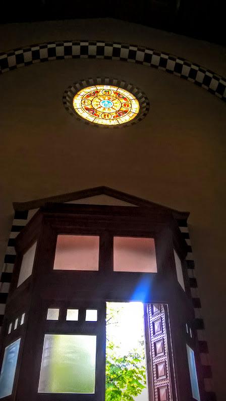 ingresso (o uscita) di San Jacopino