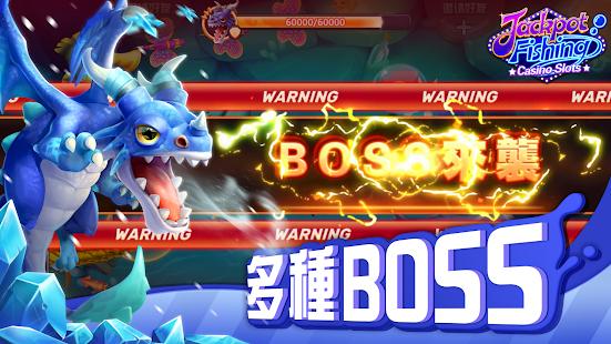Game Jackpot Fishing-Casino slots APK for Windows Phone