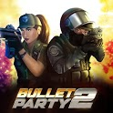 Bullet Party 2 - Multiplayer FPS icon