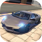 Extreme Car Driving Simulator icon