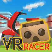 VR Racer - Crazy Scooter