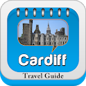 Cardiff Offline Travel Guide icon
