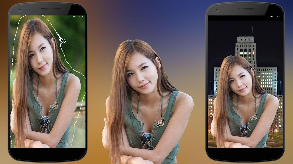 #1. Photo Background Changer (Android)