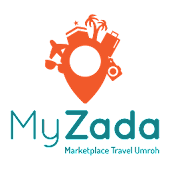 MYZADA MARKETPLACE TRAVEL UMROH