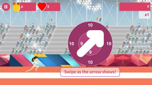 Nadia's Perfect 10-Gymnastics 1.0.7 screenshots 2