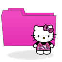 Hello Kitty New Tab Wallpaper