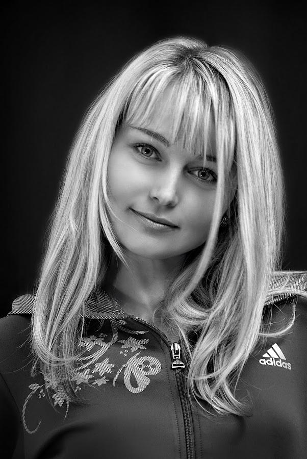 by Sergey Kuznetsov - Black & White Sports