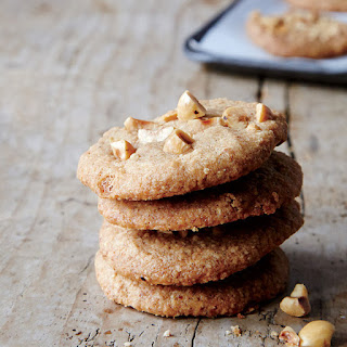 Nutty Crunch Cookies