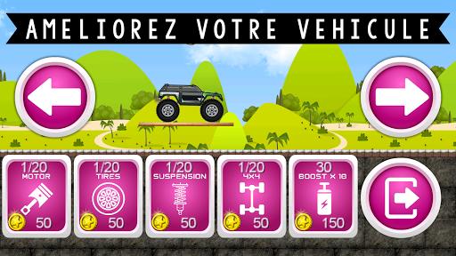Code Triche Monster Truck Hero APK MOD screenshots 4