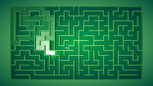 Maze: path of light ✨ androidiapk screenshots 1
