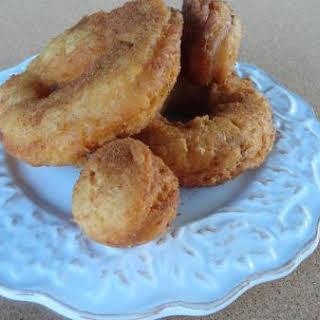 *Mashed Potato Doughnuts*.