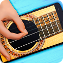 Learn Play Guitar Simulator icon