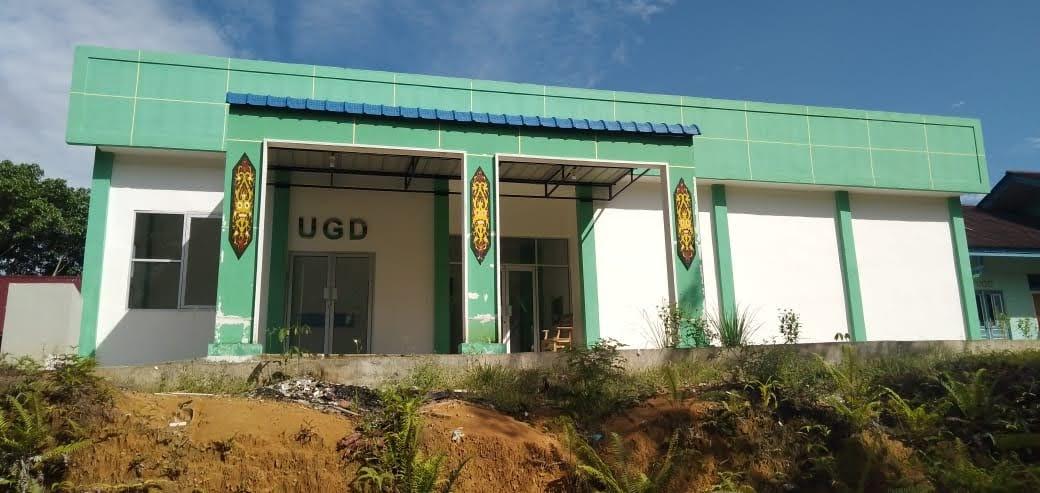 BPK Lapor : Proyek Pembangunan Pukesmas Tapang Perodah Sekadau Tidak Sesuai Bestek