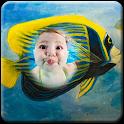 Aquarium Photo Frame icon