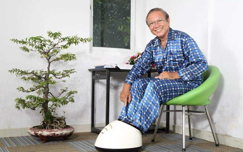 Những lợi ích tuyệt vời của máy massage chân      - Ảnh 3