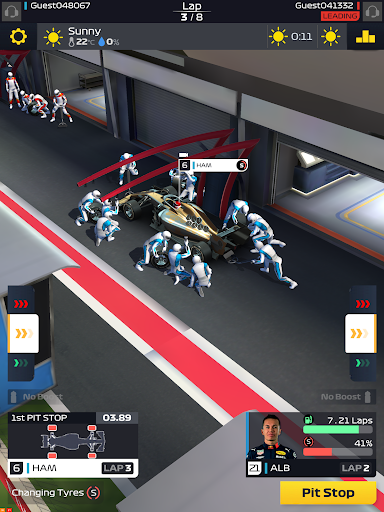 F1 Manager apkpoly screenshots 17