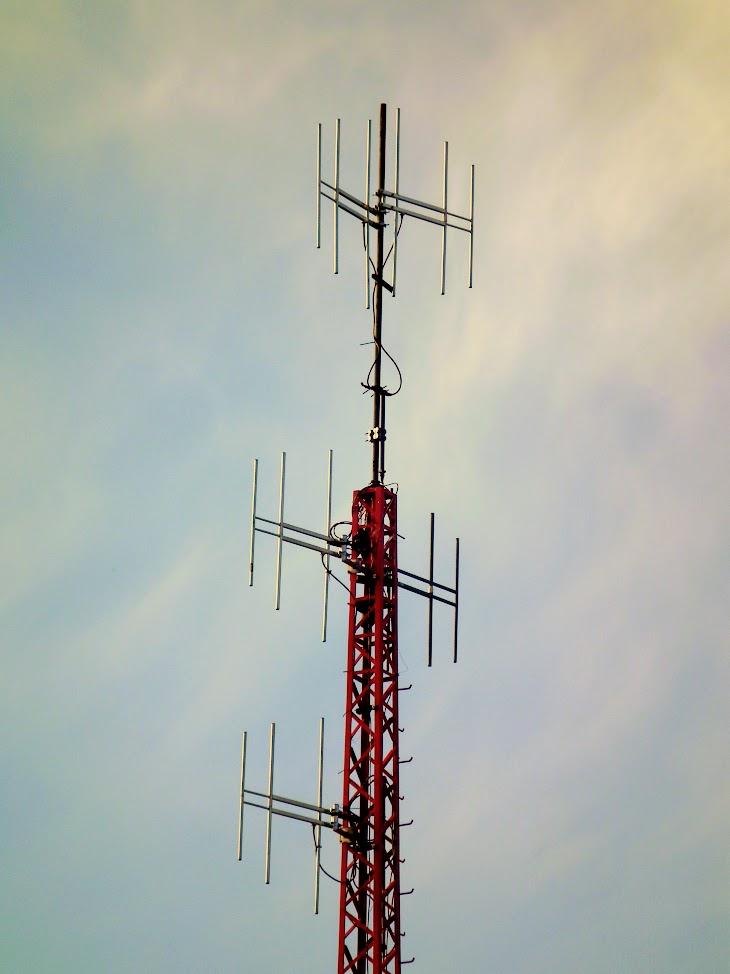 Székesfehérvár/Öreghegy - helyi URH-FM adóállomás