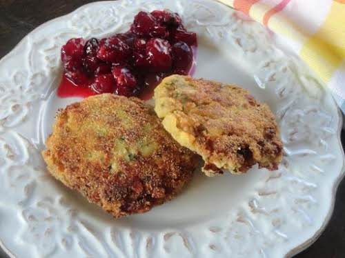 "Turkey Croquettes (after Thanksgiving Day Treat) ""These were so good and a..."