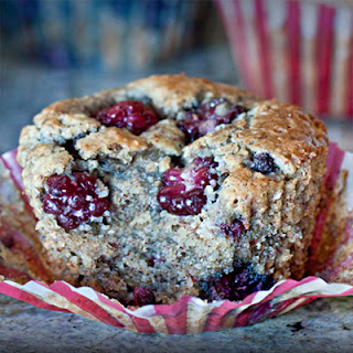 Berry Healthy Muffins.