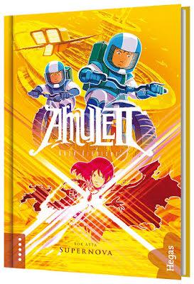Amulett 8 - Supernova