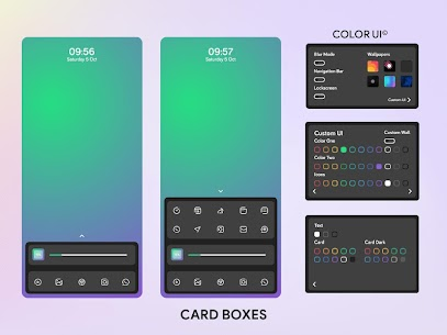 Only Boxes For KLWP Apk 2.2012.JULY.20 [Patched] 2
