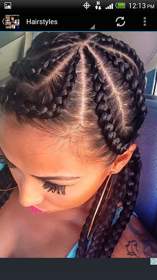Outstanding African Hairstyles Android Apps On Google Play Short Hairstyles For Black Women Fulllsitofus