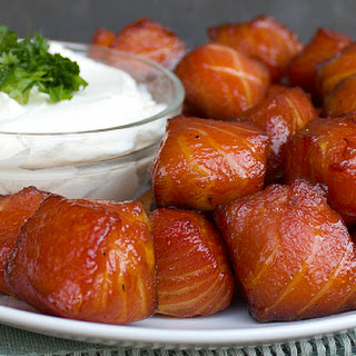 Smoked Salmon Nuggets
