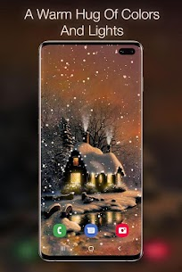 Snow Live Wallpaper 2