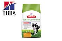 Angebot für 2,5kg Youthful Vitality für mittelgroße Hunde im Supermarkt