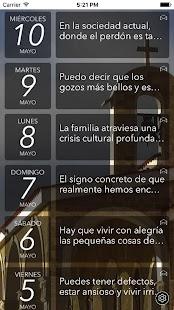 Mensaje Diario screenshot