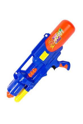 Vattengevär, blå