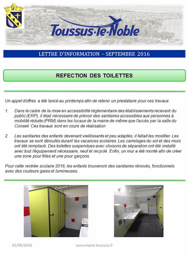 newsletter septembre n°1
