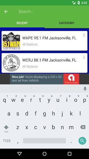 Jacksonville Radio Stations  screenshots 4