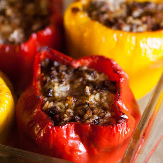 Mom'S Stuffed Bell Peppers Recipe