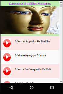Buddha Mantras - náhled