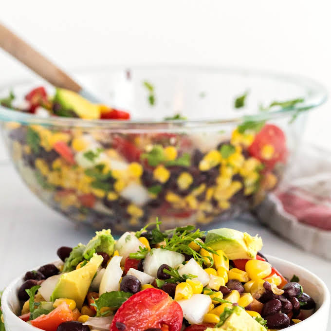 10 Best Warm Black Beans and Corn Recipes