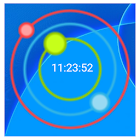 Clock Neon Live Wallpaper icon