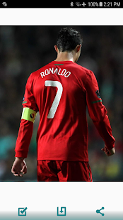 Cristiano Ronaldo Wallpapers for PC-Windows 7,8,10 and Mac apk screenshot 4