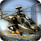 Gunship Helicopter : Traffic Shooter icon