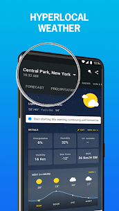 1Weather Apk : Forecasts, Widgets, Snow Alerts & Radar 5
